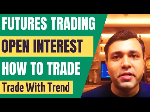 HOW TO TRADE With Open Interest Analysis For Futures Trading (Option Chain Analysis) 🔥🔥