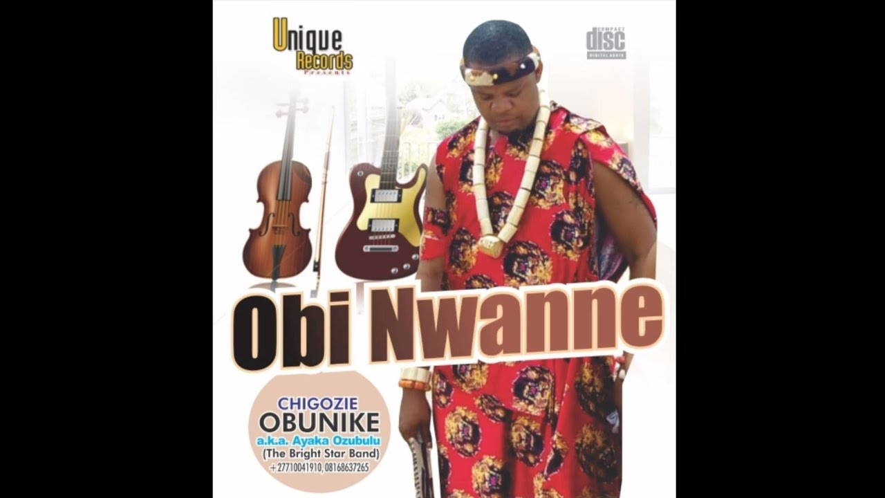 Download Ayaka Ozubulu - Obi Nwanne (Audio)