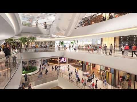 Video Jewel Changi Airport   Generic flythrough