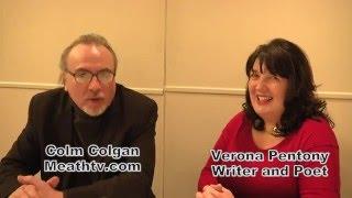 Verona Pentony Interview with Colm Colgan An Irishwebtv.com Media Group Production