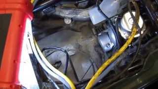 Honda Rancher TRX 350 TE  Replacing The Starter By kvusmc  Pt 3