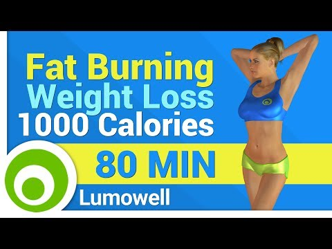 Fat Burning and Weight Loss - 1000 Calories