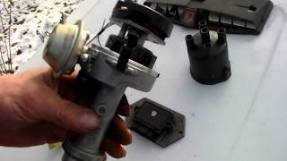 Установка электронного зажигания на ваз  2101-2107.