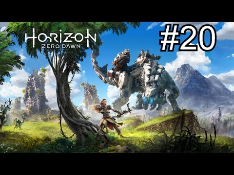 Horizon Zero Dawn Ps4 Pro Gameplay German Deutsch Part 20