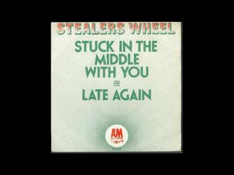 Stealers Wheel - Stuck In The Middle With You (Custom Backing Track) (1)