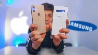 Galaxy S10 vs iPhone XS: Who's the KING of photography? Video