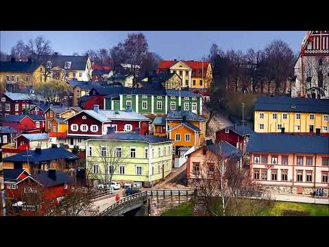 Porvoo - Finland (HD1080p)