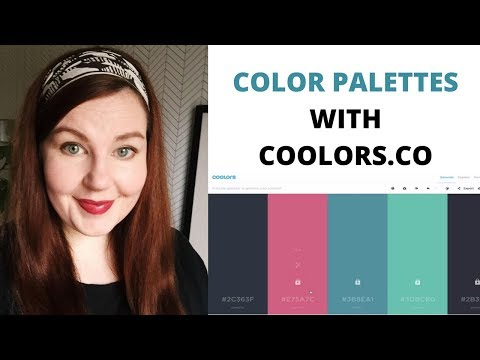 How to Create Color Palettes with Coolors.co