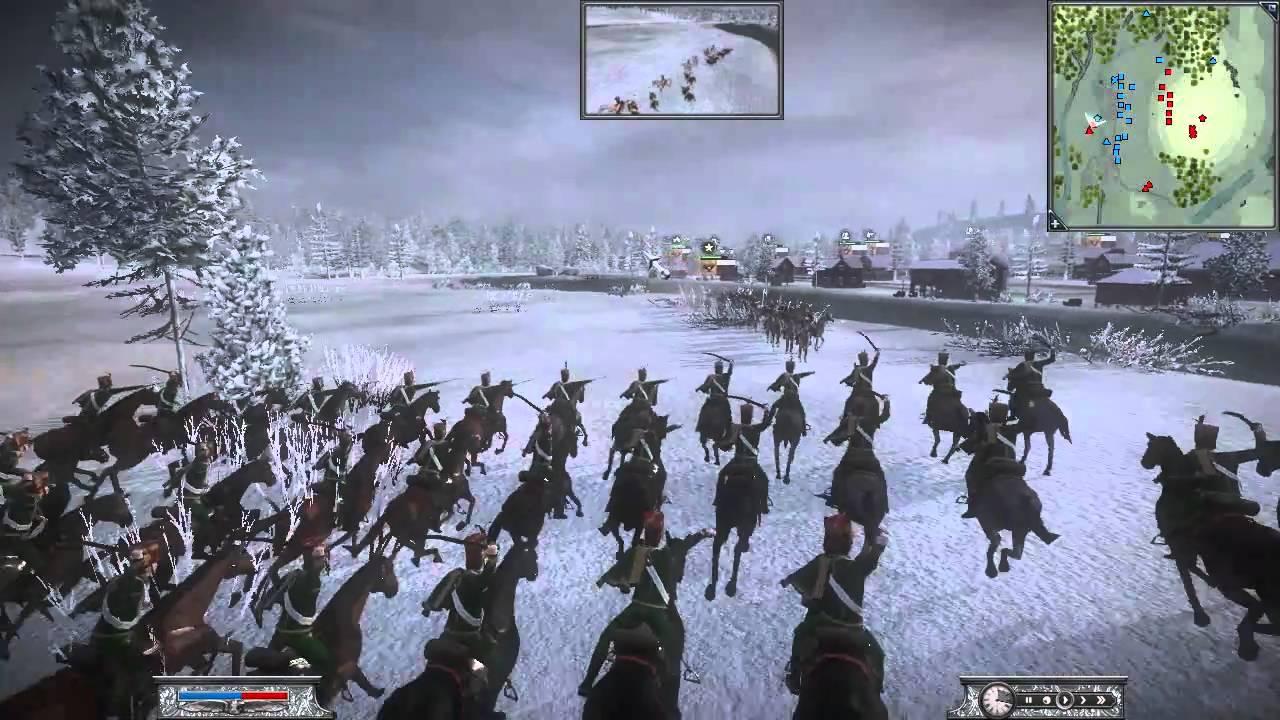 Napoleon : Total War HD Online Battle 15 Russia vs Austria