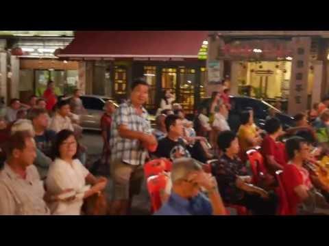 """2016 05 """"毋忘我"""" karaoke in Malacca"""