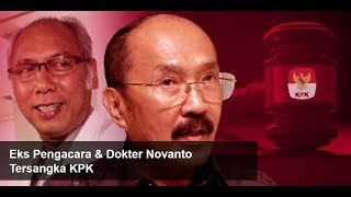 Fredrich Yunadi & Dokter Bimanesh Akhirnya Ditahan KPK, Imbas Kasus Setya Novanto