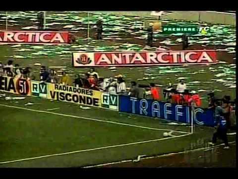 Campeonato Paulista 1995 Final: Corinthians x Palmeiras