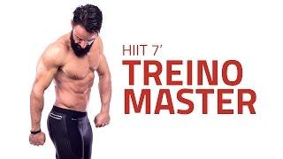 Treino Master HIIT 7' Para Queimar a Barriga | Sérgio Bertoluci - X21