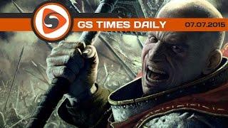 GS Times [DAILY]. Dawn of War 3, WWE 2K16 и разработчики против скидок