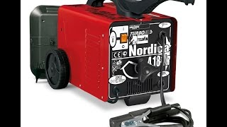 #2 Обзор внутренностей! Telwin NORDICA 4 181!  Сварочный трансформатор переменного тока!