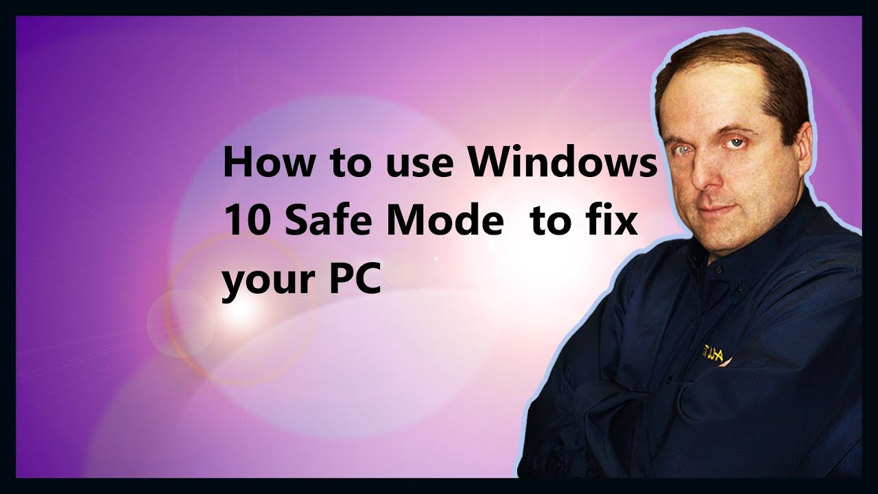 how to reformat windows 10 in safe mode