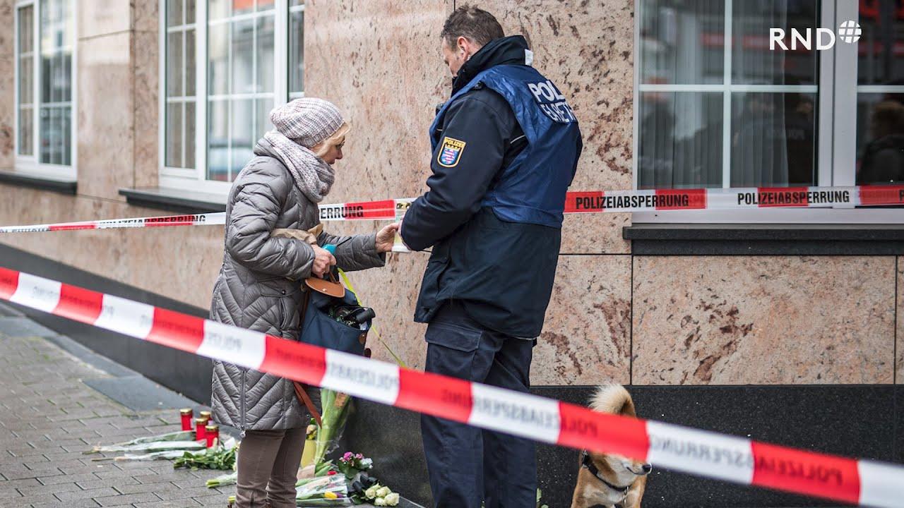 Video Hanau Täter