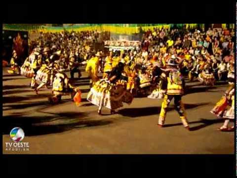 Tradição Junina de Pau dos Ferros - Apodi - RN - 20.06.2010 - II - TV OESTE
