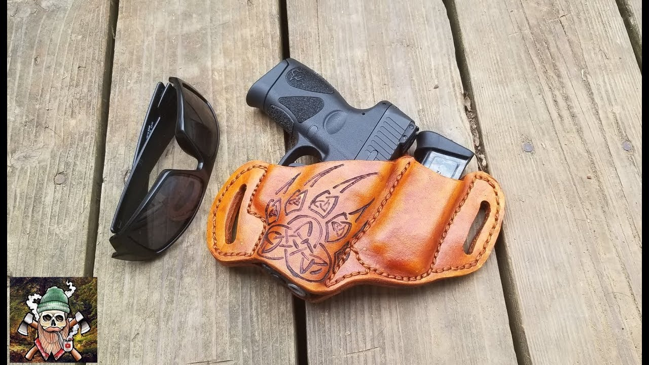 Taurus G2C Leather Holster
