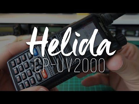 Helida CP UV2000 - Unboxing, Programming, Review & Power Test
