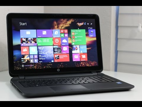 HP Pavilion 15-f010dx / f162dx 15.6″ Touch Screen Laptop Review