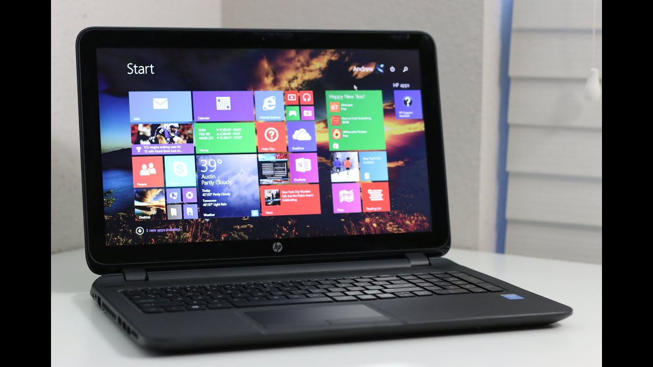 Hp Pavilion 15 F010dx F162dx 15 6 Touch Screen Laptop Review Youtube