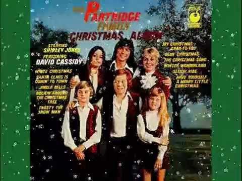 White Christmas Youtube.Partridge Family White Christmas