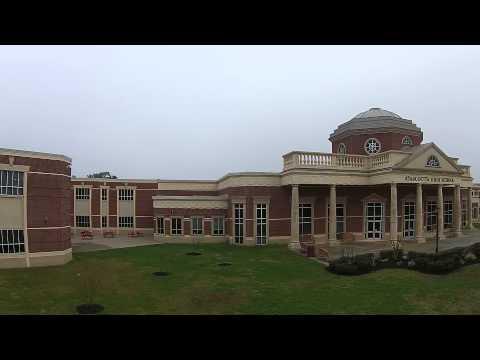 Atascocita High School Flyover
