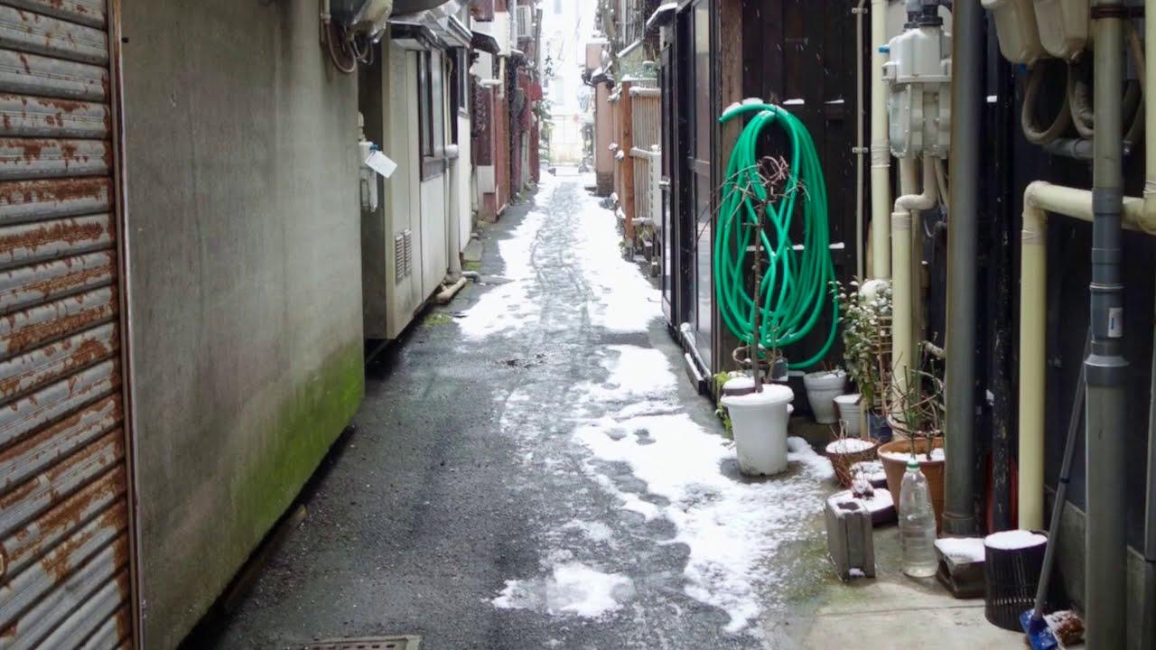 世界の路地写真 新潟