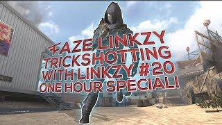 Trickshotting With Linkzy #20 1 Hour - 6 Shots 5 Games! | FaZe Linkzy