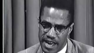 MALCOLM X Send GUERRILLAS to Mississippi 1964