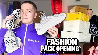XXXL FASHION PACK OPENING (Yeezy, Palm Angels..)