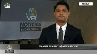En Vivo - Noticias VPItv Emisión Central - Lunes 23 de Noviembre