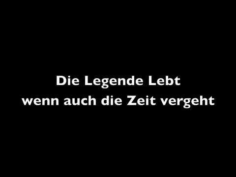 1.Fc Nürnberg Song (Die Legende lebt) with Lyrics