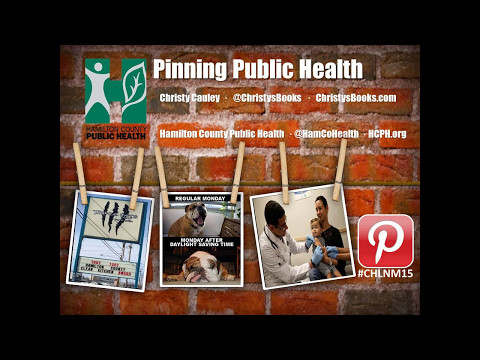 New Media Best Practices: Pinterest For Health | 2015 New Media Webinar Training Series
