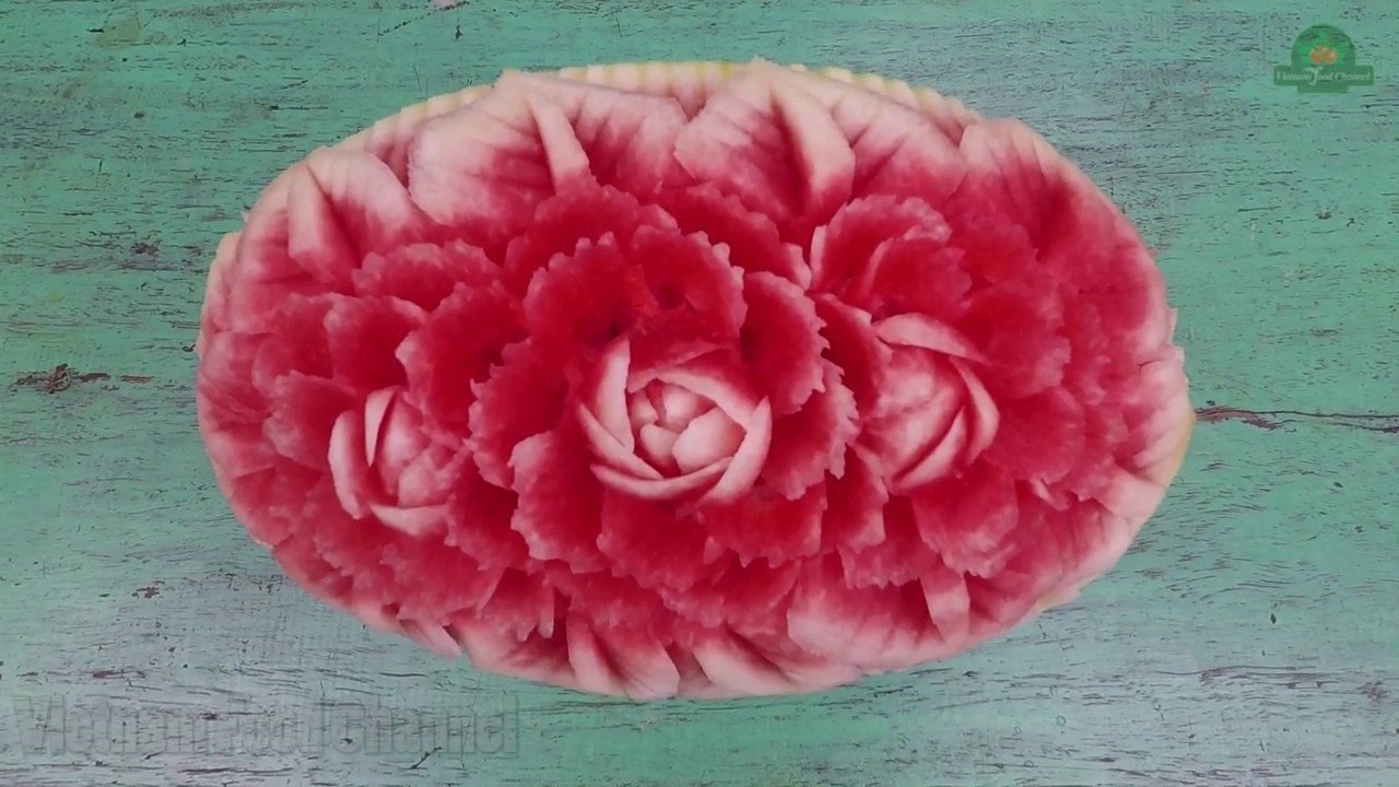 Watermelon Carving (04)