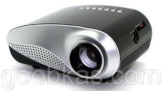видео Мультимедийный проектор