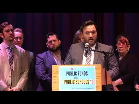Public funding, private schools