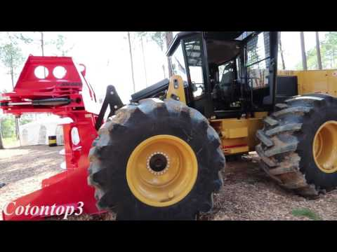 Caterpillar Forestry- Midsouth Forestry Equipment Show