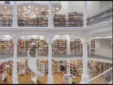 Top 14 Most Beautiful Bookstores in the World