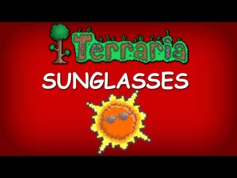 Terraria - Sunglasses