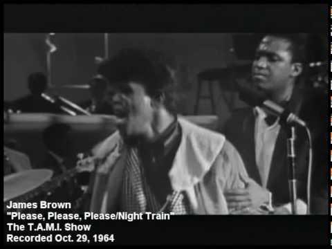 Hardest Working Man in Show Business...James Brown!