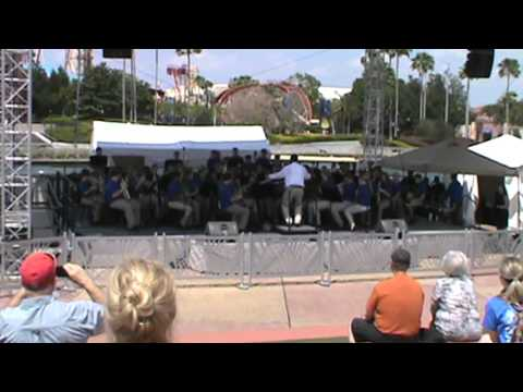 Bremen Middle School Band at Universal 4/1/16 - 1