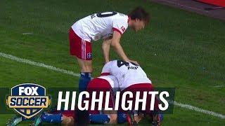 Hamburger SV vs. FC Schalke 04 | 2017-18 Bundesliga Highlights