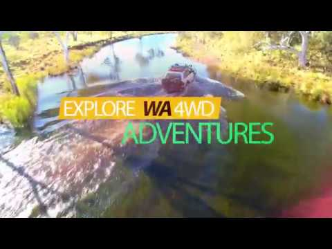 Explore WA 4wd Adventures 2018 Intro