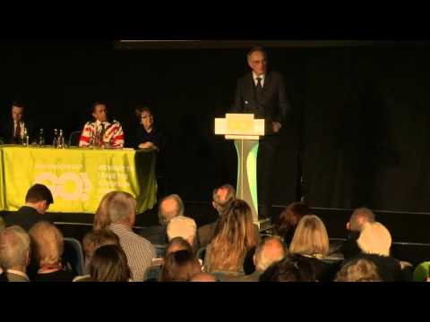 Peter Bone MP at the Grassroots Out launch