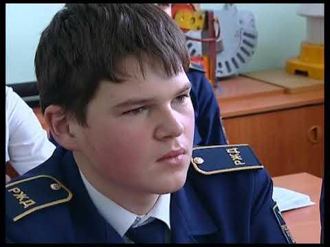 Фильм о Новосибирском колледже транспортных технологий им. Н.А. Лунина