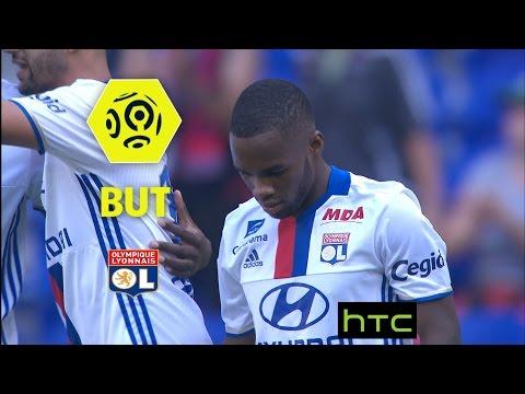 But Aldo KALULU (2') / Olympique Lyonnais - Girondins de Bordeaux (1-3) -  / 2016-17