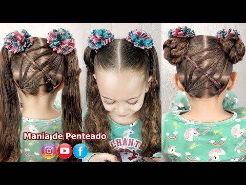 Penteado Para Cabelos Cacheados Beauty School Makeup