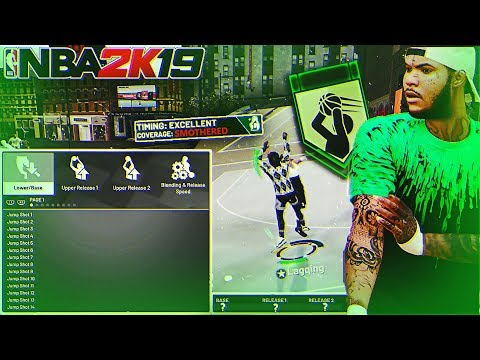 NEVER MISS AGAIN! BEST GLITCHY GREENLIGHT JUMPSHOT IN NBA 2K19! BEST JUMPSHOT FOR PLAYSHARPS!